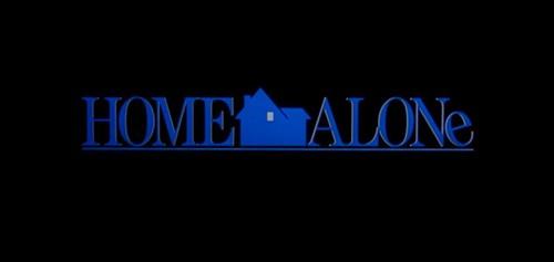 Home Alone logo